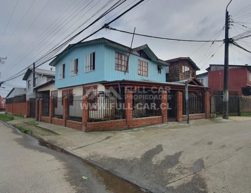 Amplia Casa Vicuña Mackenna