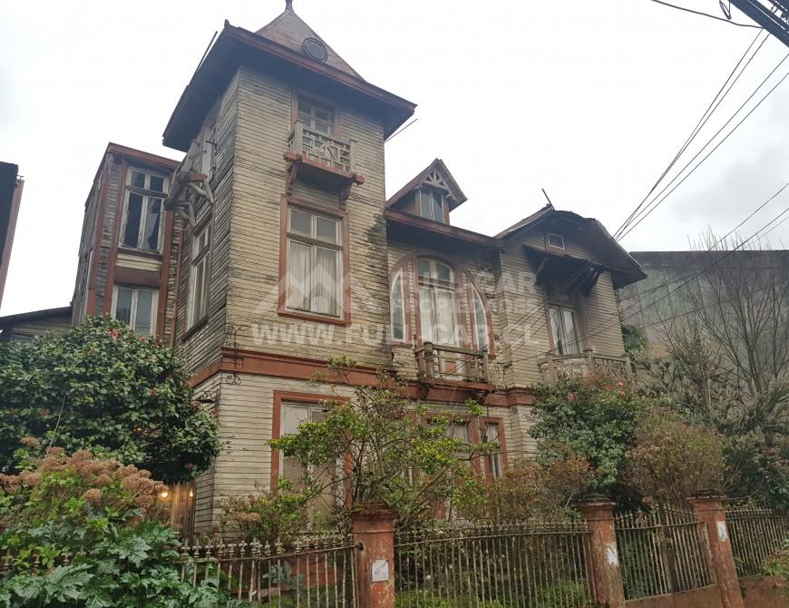 Histórica Casona de calle Benavente